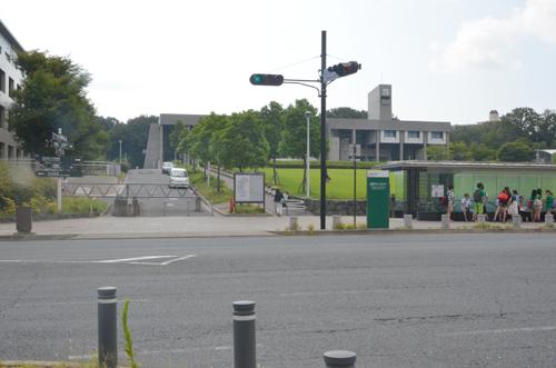 名古屋大学内風景