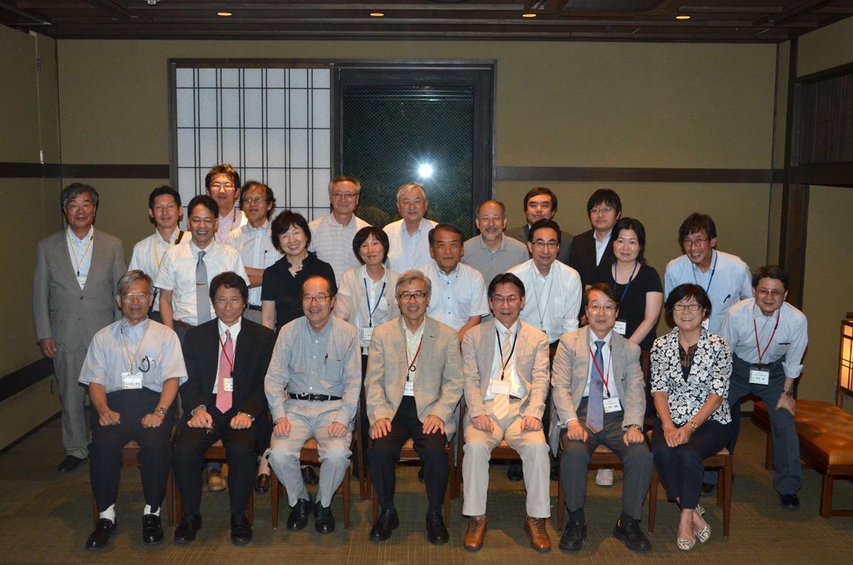 第8回日本安全学教育研究会2日目懇談会
